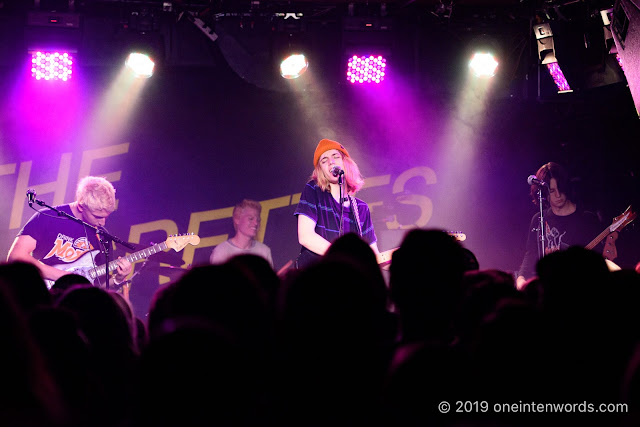 Greer at Velvet Underground on October 8, 2019 Photo by John Ordean at One In Ten Words oneintenwords.com toronto indie alternative live music blog concert photography pictures photos nikon d750 camera yyz photographer