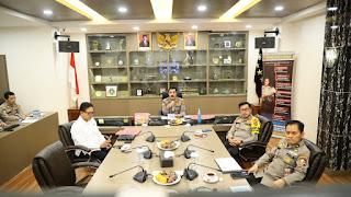 Kabaharkam Wakili Kapolri di Rakor Tingkat Menteri