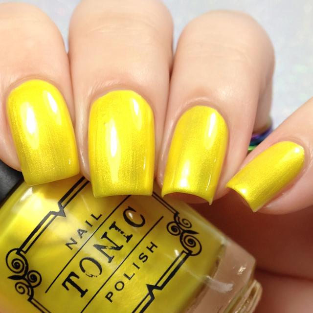 Tonic Polish-Lemon Head