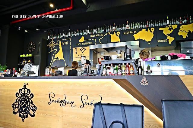IMG 1681 - 台中西屯│1770 Cafe*棉花糖噗啾蛋好綿密。熱壓古巴麵包餡料滿滿。悠閒用餐好去處