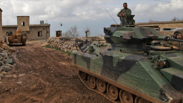 Turquía pondrá fin en mayo a su operación militar en Siria