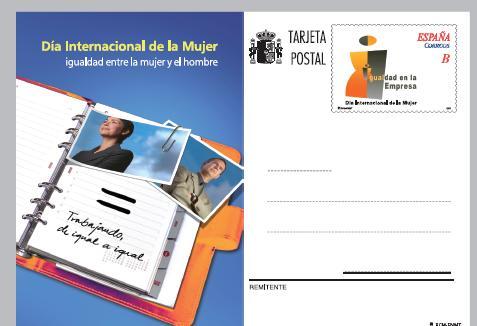 Dimensiones Maximas De La Tarjeta Postal Amador Dominguez Correos