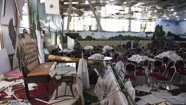 Pesta pernikahan dibom menewaskan 30 orang