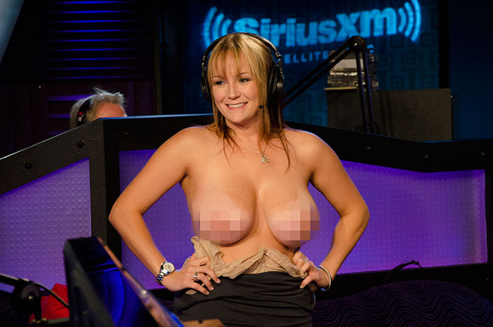 Authoritative point Nude girls on howard stern show consider, that