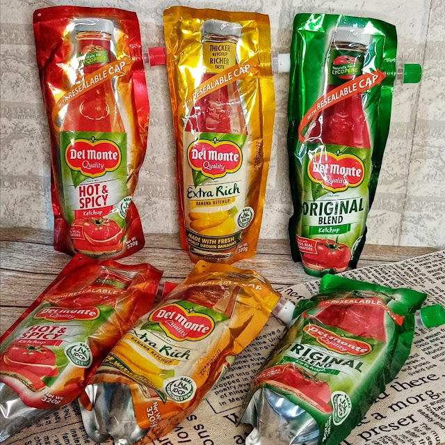 Del Monte Ketchup Pouch
