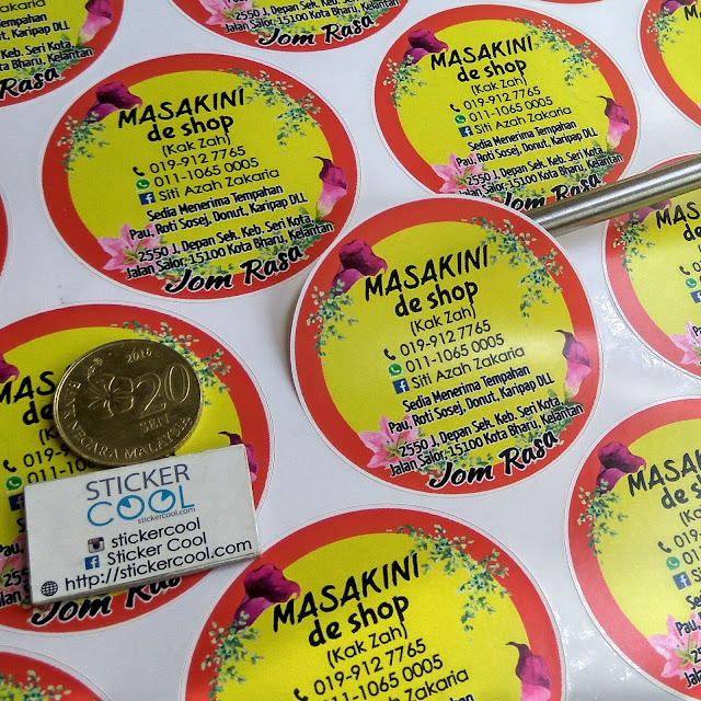stiker sticker kahwin sticker produk product mudah bagus kalis air waterproof print sticker kuih raya kek biskut order sticker sticker aqiqah cetak sticker print sticker sticker jual sticker label buat sticker tempah sticker murah label nama kahwin produk product perniagaan bisnes majlis bulat biasa gold silver transparent lutsinar