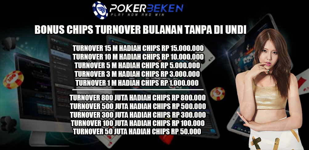 Event High Turnover Pokerbeken