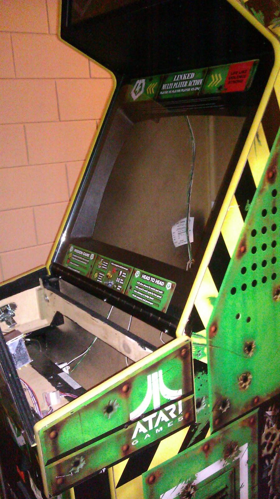 Gaming Gadgets And Mods Arcade Cabinet Using Original