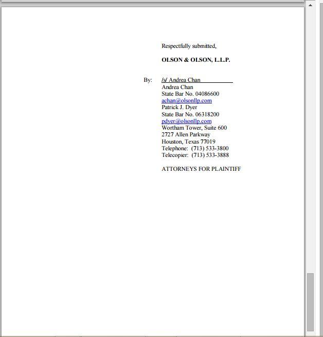 Harris County Property Appraiser