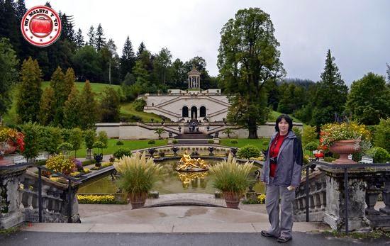 Palacio de Linderhof, Baviera, Alemania