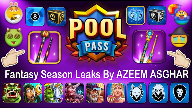 Pool Pass 8 ball pool