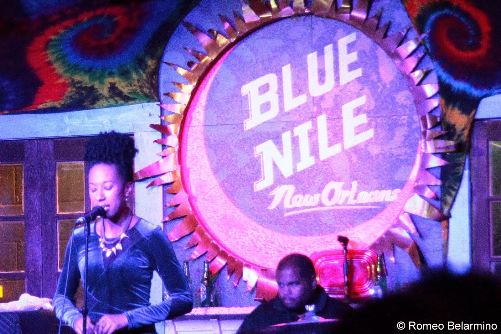 Blue Nile Live Music Venue on Frenchmen Street New Orleans