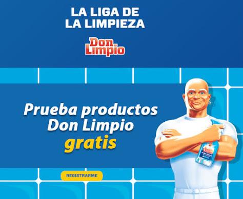 Don Limpio gratis