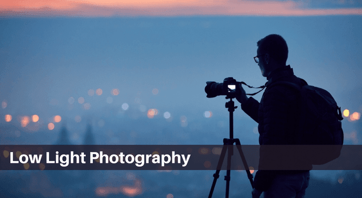 learn how to take clear picture in low light condition