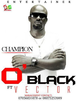 O'Black ft Vector - Stand Up image