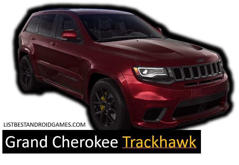 Best Cars Tier 4 Grand Cherokee Trackhawk