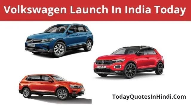 Volkswagen-Launch-In-India-Today