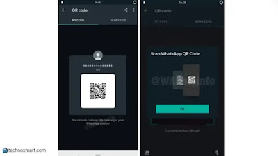 Now Whatsapp Will Soon Makes You Able To Add Contacts Only By Scanning QR Code: Know Here's How It Works