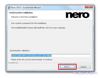 serial number nero 2014