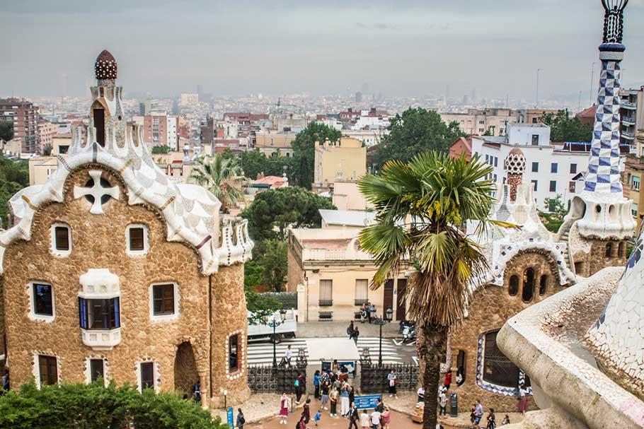 Solo Travel Barcelona