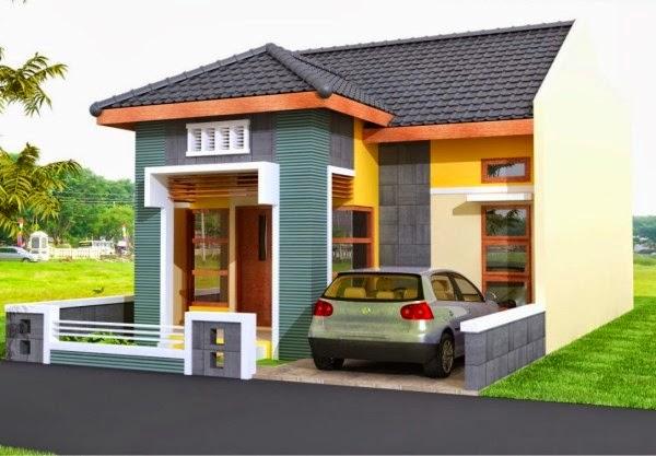 Desain rumah minimalis 1 lantai yang modern dan nyaman
