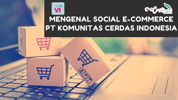 social e-commerce adalah