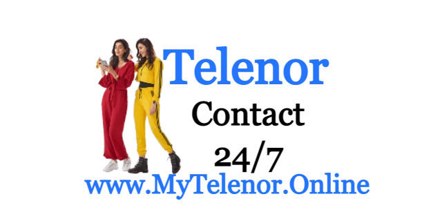 Telenor Helpline