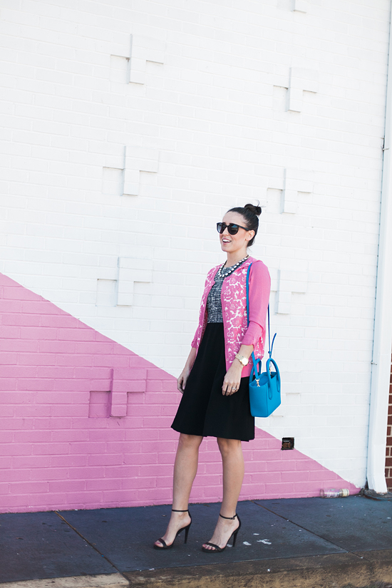 Here&Now: Spring teacher style outfit