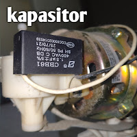 Kapasitor Kipas