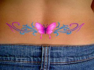 Stylish Lower Back Tattoo Ideas The Haircut Web