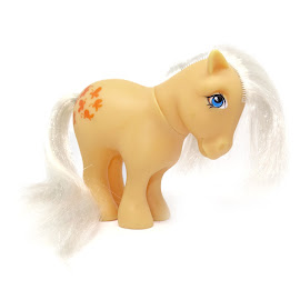 My Little Pony Cannella Year Two Int. Collector Ponies G1 Pony