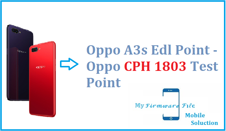 Oppo-A35-Edl-Point
