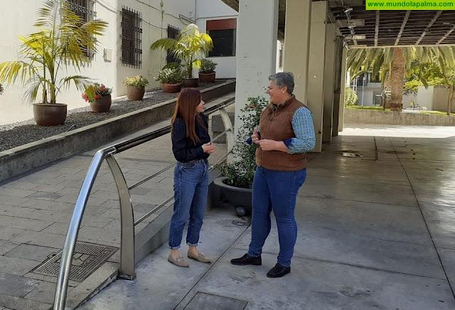 Los Llanos de Aridane se convierte en el primer municipio de La Palma en disponer de un órgano consultivo en temas de accesibilidad