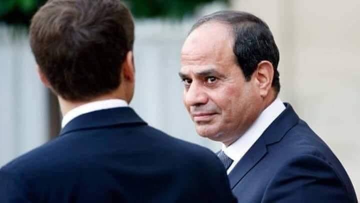 السيسي يقلب كل الموازيين في فرنسا ، ويظهر قوة مصر و شراستها السياسية ، ويخرص منتقديه ، وماكرون يصيب محور الشر بخيبه الامل