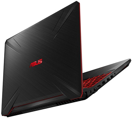 ASUS TUF Gaming FX505GD-BQ326T: procesador Core i7 + gráfica GeForce GTX 1050