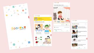 Chais play, aplikasi ide bermain anak dan parenting