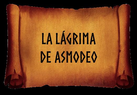 Aventura para Dungeons & Dragons - La Lágrima de Asmodeo
