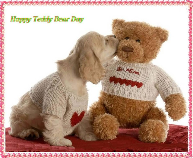 teddy day my love