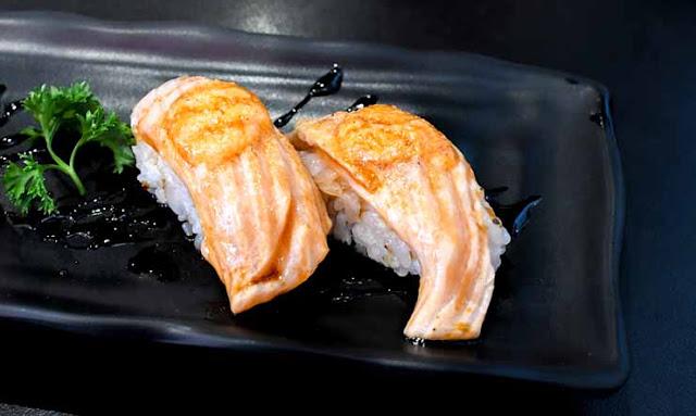 The smokey salmon