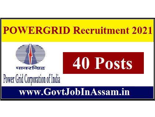 POWERGRID Recruitment 2021 :: Apply Online For 40 Executive Trainee Vacancy [Electrical / Electronics/ Civil]