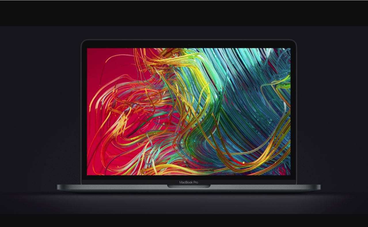 New MacBook Pro 13 with 10-nanometer processors introduced today
