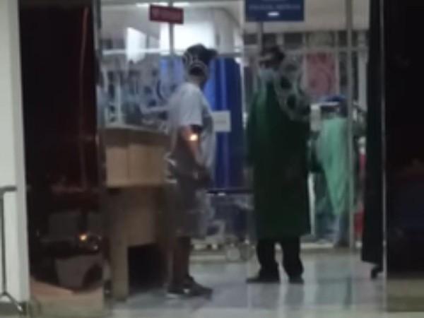 Polisi Ungkap Detik-detik Pemuda Maki Nakes RSA UGM yang Viral