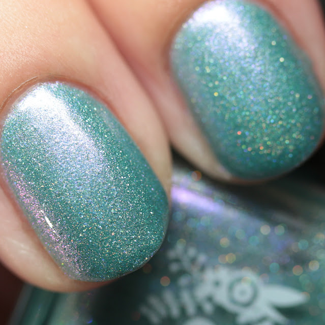 Fair Maiden Polish Seaflower