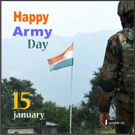 Indian Army Day  Status For Whatsapp
