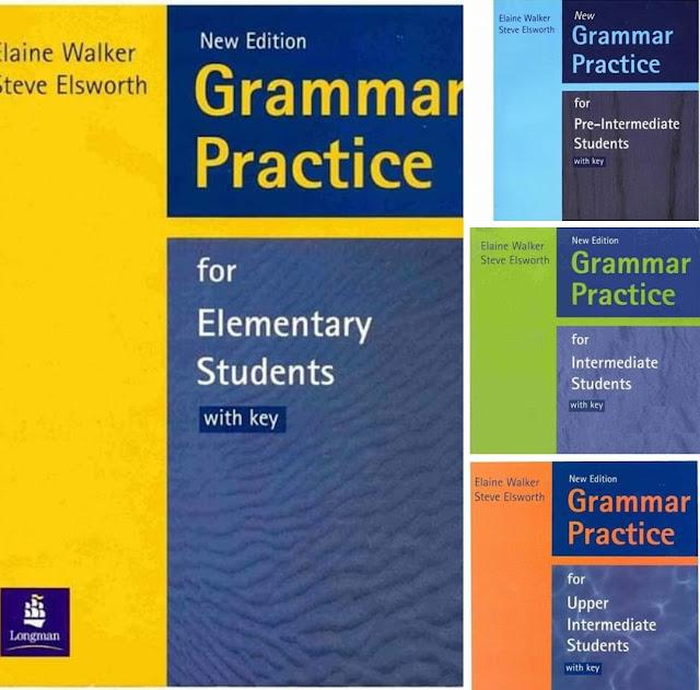 Longman Grammar Practice Books