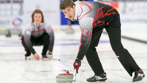 Curling vegyespáros-vb - Győztes magyar kezdés