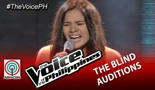Patricia Gomez Sings 'Hit The Road Jack' on The Voice of the Philippines Season 2 Blind Audition Video Replay