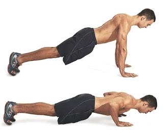 push up, olahraga push up, exercise, olahraga di rumah, olahraga, health, fitness, work out