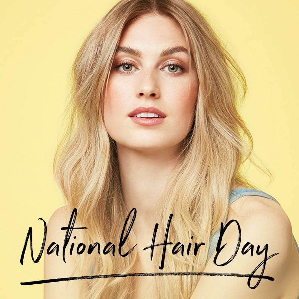 National Hair Day Wishes for Instagram