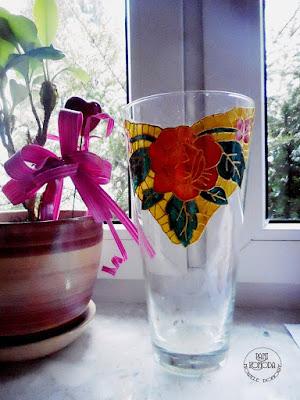 wazon diy